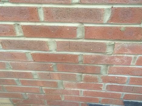 Loftplan Designs Limited Review/Reviews: Very poor brickwork